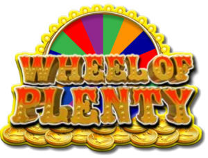 Wheel Of Plenty Logo